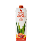 Aloe Vera Gel with Peaches
