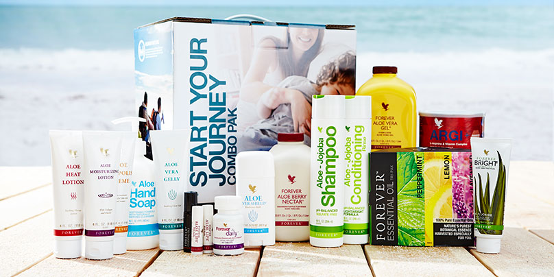 New Forever Living Products